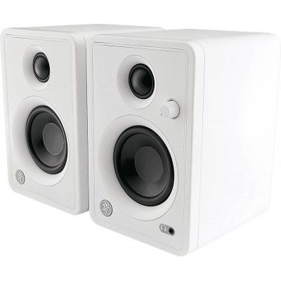 Synthés & Home studio Mackie CR3-XBT Bluetooth Limited White (la paire)