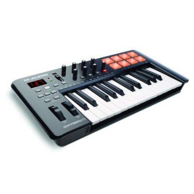 Synthés & Home studio M-Audio Oxygen 25 Clavier Maitre