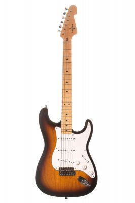 Guitare Electrique Maybach Stradovari Sunburst