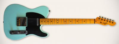 Guitare Electrique MAYBACH TELEMAN T54 MIAMI GREEN