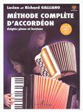 Librairie musicale METHODE D'ACCORDEON/Richard GALLIANO