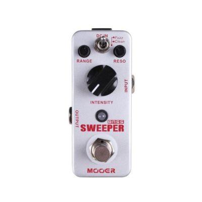Effets Instruments Pédale MOOER Sweeper (Bass Dynamic Envelope Filter Pedal)