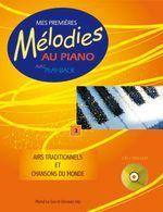 Librairie musicale MES PREMIRES MELODIES AU PIANO VOL 2