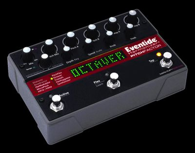 Effets Instruments Eventide Pitch Factor