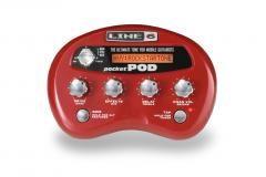 Effets Instruments LINE 6 POCKET POD