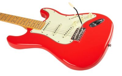 Guitare Electrique PRODIPE GUITARS ST80MA FIESTA RED