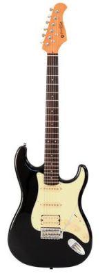 Guitare Electrique PRODIPE GUITARS ST83RA BK