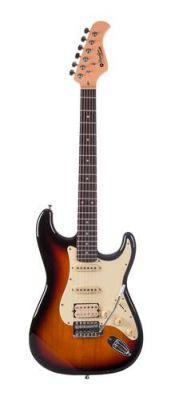 Guitare Electrique PRODIPE GUITARS ST83 SUNBURST