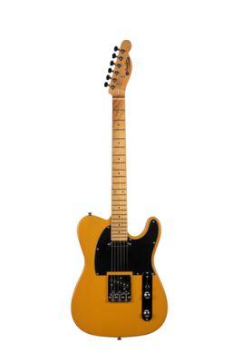 Guitare Electrique PRODIPE GUITARS TC80 BUTTERSCOTCH