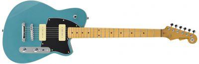Guitare Electrique REVEREND CHARGER 290 DEEP SEA BLUE