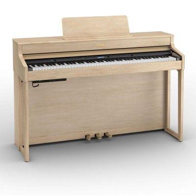 Claviers & Pianos Roland HP702 Chêne Léger