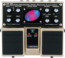 Effets Instruments Boss RT-20 Rotary Ensemble