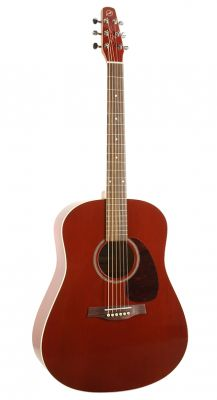Guitare Folk/Western S6 CEDAR TRANS RED WB