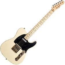 Guitare Electrique Maybach Teleman 54 Vintage