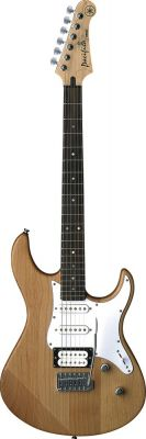 Guitare Electrique YAMAHA PACIFICA PA112V YELLOW NATURAL SATIN