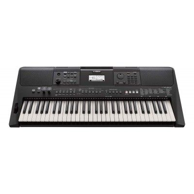Claviers & Pianos Yamaha PSR-E463