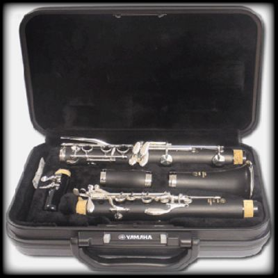 Instruments à vent CLARINETTE YCL250 SUK