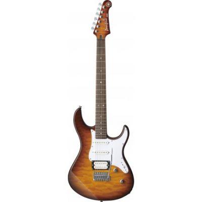 Guitare Electrique YAMAHA PACIFICA 212VQMTBS