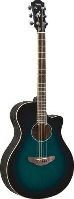 Guitare Folk/Western APX600 ORIENTAL BLUE BURST