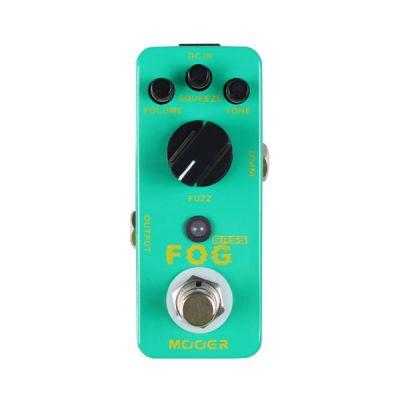 Effets Instruments Pédale MOOER Fog (Bass Fuzz Pedal)