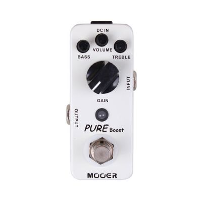 Effets Instruments Pédale MOOER Pure Boost (Boost Pedal)
