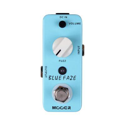 Effets Instruments Pédale MOOER Blue Faze (Fuzz Pedal)
