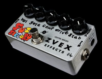 Effets Instruments FUZZ FACTORY VEXTER