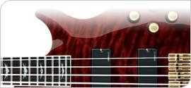 Guitare Basse 4 cordes