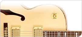 Guitare Demi-caisse, Jazz...